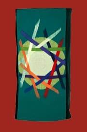 Sephirot Torah Mantle